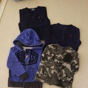 Polo & Guess boys 3T bundle